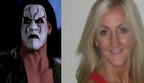 Sabine Borden WWE Sting's Wife