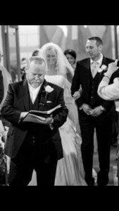 Danny Willett wife nicole Willett wedding