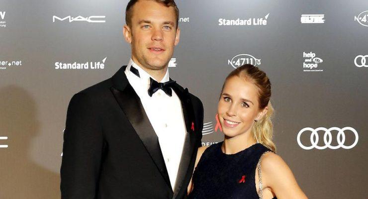 Manuel Neuer's Wife Nina Weiss