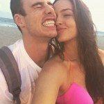 Reilly Smith girlfriend Caroline Lundy-photos