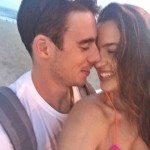 Reilly Smith girlfriend Caroline Lunny-photo