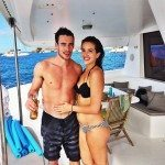 Reilly Smith girlfriend Caroline Lunny pictures