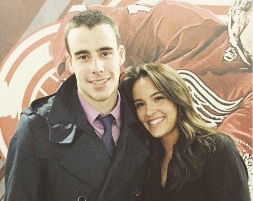 Caroline Lunny NHL Reilly Smith's Girlfriend