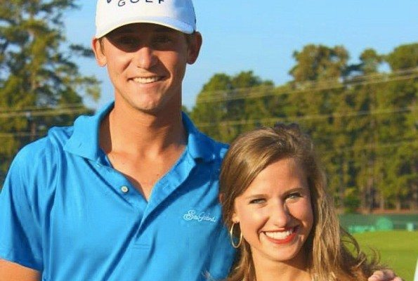 Francie Harris PGA Smylie Kaufman's Girlfriend