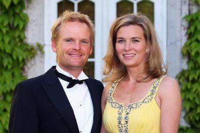 Charlotte Kjeldsen PGA Soren Kjeldsen's Wife
