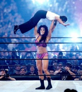 WWE Chyna Husband boyfriend photo