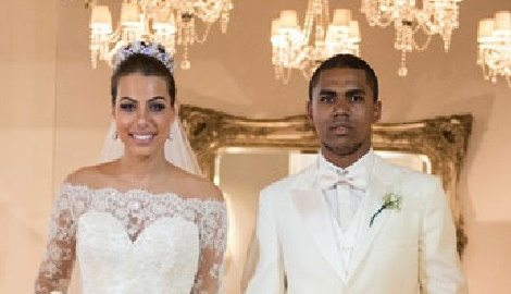 Luisa Ramos Costa Soccer Douglas Costa's Wife