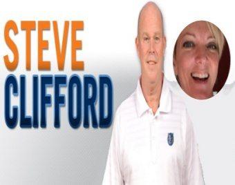 Arlette Newell Steve Clifford's Ex- Girlfriend