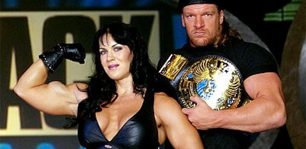 triple and chyna relationship