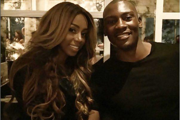Ana Ledesma NBA Bismack Biyombo's Girlfriend
