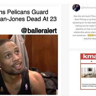 Who is  Bryce Dejean Jones' Girlfriend