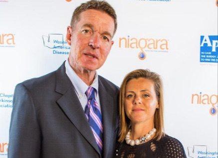 Maura Horton Coach Don Horton's Wife