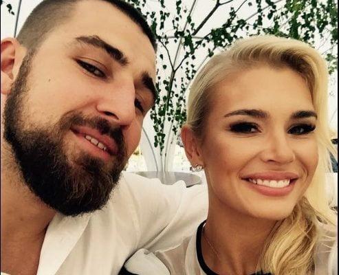 Egle Acaite NBA Jonas Valanciunas' Wife
