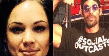 Cassandra Leppan WWE star Adam Rose's Wife