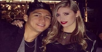 Ileana Salas Soccer Alan Pulido's Girlfriend