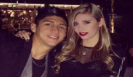 Ileana Salas Soccer Alan Pulido's Girlfriend