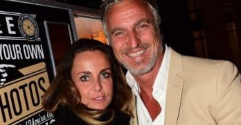 Coraline Ginola is David Ginola's Wife
