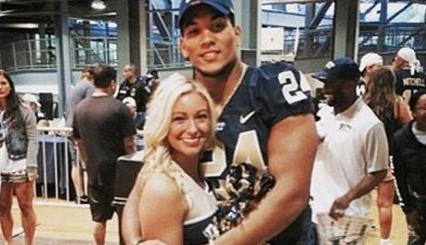 Sarah Quinn Pitt RB James Conner's Girlfriend
