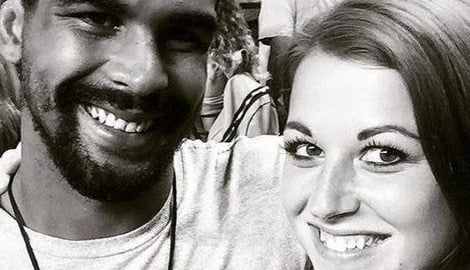 Emily Trosen MMA Jordan Parsons's Girlfriend
