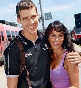 Maja Dragic NBA Goran Dragic's Wife
