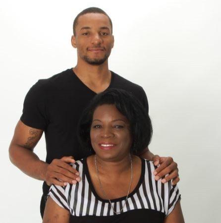 Sharon Powell NBA Norman Powell's Mother