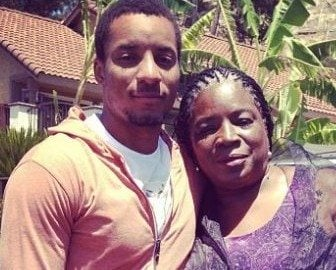Norman Powell's Mother Sharon Powell