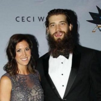 Susan Holder Burns  NHL Brent Burns' Wife