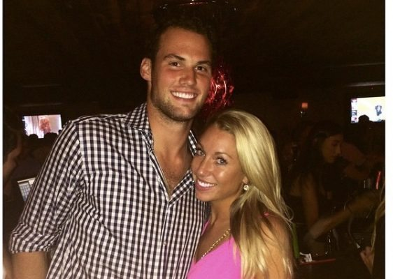 Brian Dumoulin girlfriend Kayla Ermold