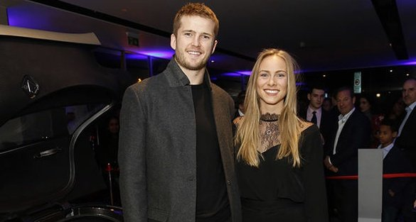 Meet Eric Dier's Girlfriend Maria Hansen