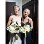 Ian Cole wife jordan Rockwell  wedding pic