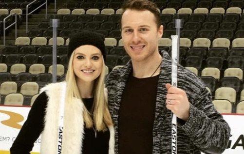 Jordan Rockwell NHL Ian Cole's wife (Bio, Wiki)