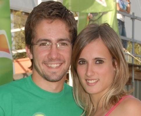 Ana Sofia Gomes João Moutinho's Wife