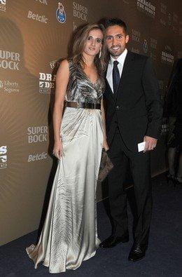 Joao Moutinho wife Ana Sofia Gomes image