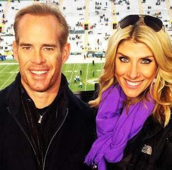 Michelle Beisner Reporter Joe Buck's Wife