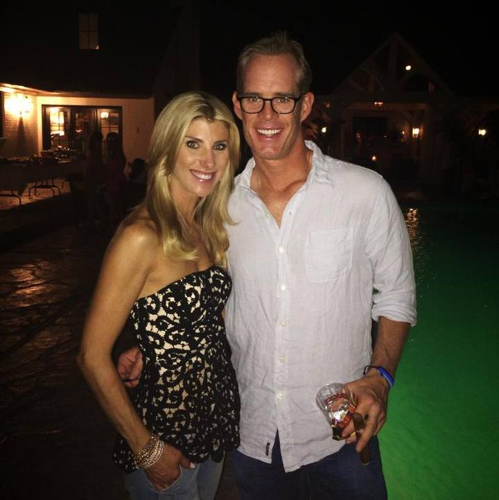 Joe Buck Wife Divorce