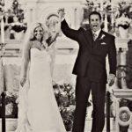 Jon Dorenbos Julie Lesicki wedding pic