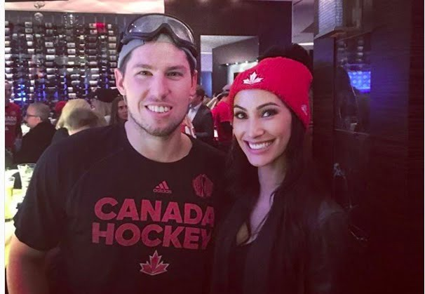 Logan Couture's New Girlfriend Brielle Eschen