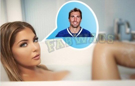 Sophia Pierson New WAG NHL Jason Garrison's Girlfriend