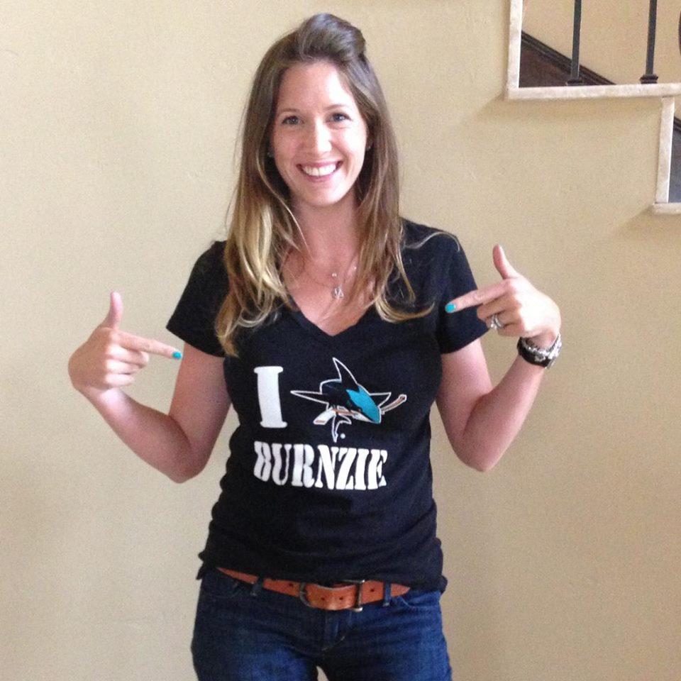 Susan Holder Burns NHL Brent Burns' Wife (Bio, Wiki)