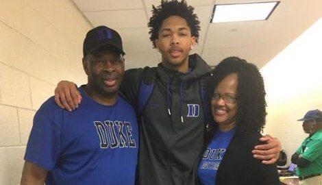 Joann & Donald Ingram NBA Brandon Ingram's Parents