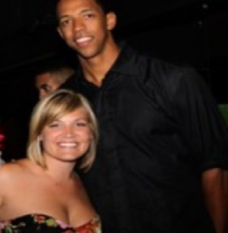 Lauren Lisoski NBA Channing Frye's Wife - Fabwags.com | 459 x 469 jpeg 18kB