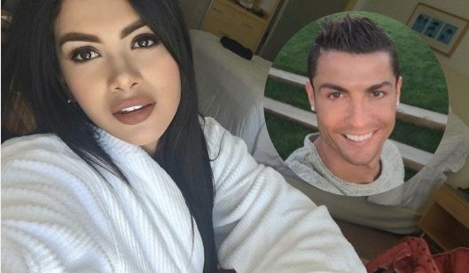 Paula Suarez Cristiano Ronaldo's New Girlfriend