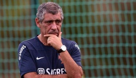 Who is Portugal Fernando Santos' Wife?
