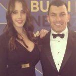 Cristina Morales Chile Gary Medel's Girlfriend
