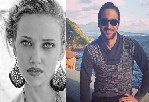 Lara Wechsler Gonzalo Higuain's Girlfriend