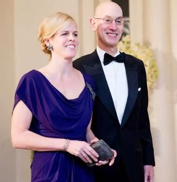 Maggie Grise NBA Adam Silver's Wife (Bio, Wiki)