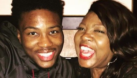 Deena Beasley NBA Malik Beasley's mother