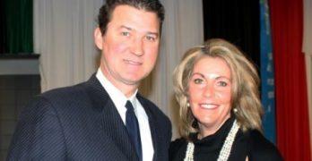 Nathalie Asselin NHL Mario Lemieux's Wife