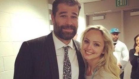 Christina Alvernaz Marleau NHL Patrick Marleau's Wife