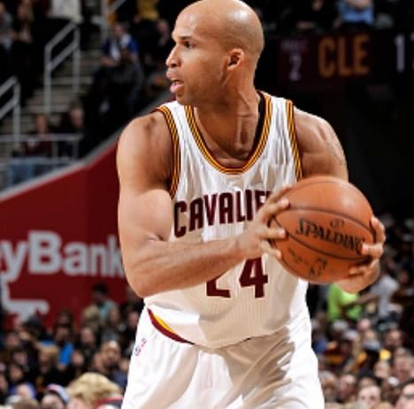 Not Gay Richard Jefferson Let His Girl